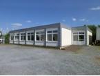 Gebäude In Modulbauweise / Containergebäude