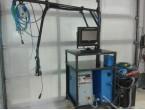 RTM Robot Version 2.0 Harzinjektionsmaschine