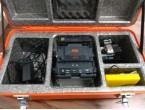 Glasfaser Spleißgeräte-Kit inkl. digitales Video-Mikroskop und Zubehör